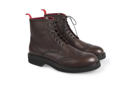 David Brogue Boots